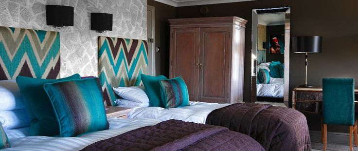 #TheShipHotel #Bedroom #FamilyRoom #Suite #Chichester #Hotel #Boutique #UK #Travel #4Star #Decor