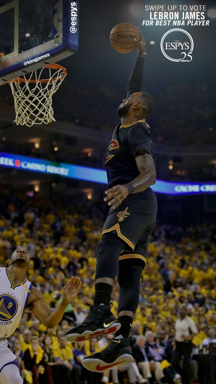 Lebron James for best player ❤️