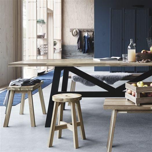 Modern Contemporary Urban Design Kitchen Room Dining: 33 Best Ikea Skogsta Images On Pinterest