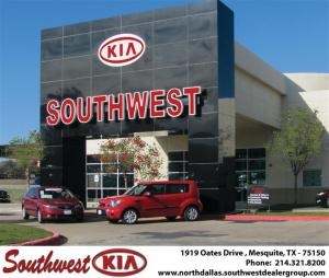 Southwest Kia in Mesquite Texas just wants to say Thank You!