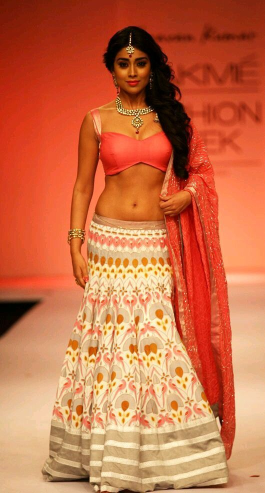 Sexy Unseen Indian girls pic: Shreya saran hot sexy navel pics