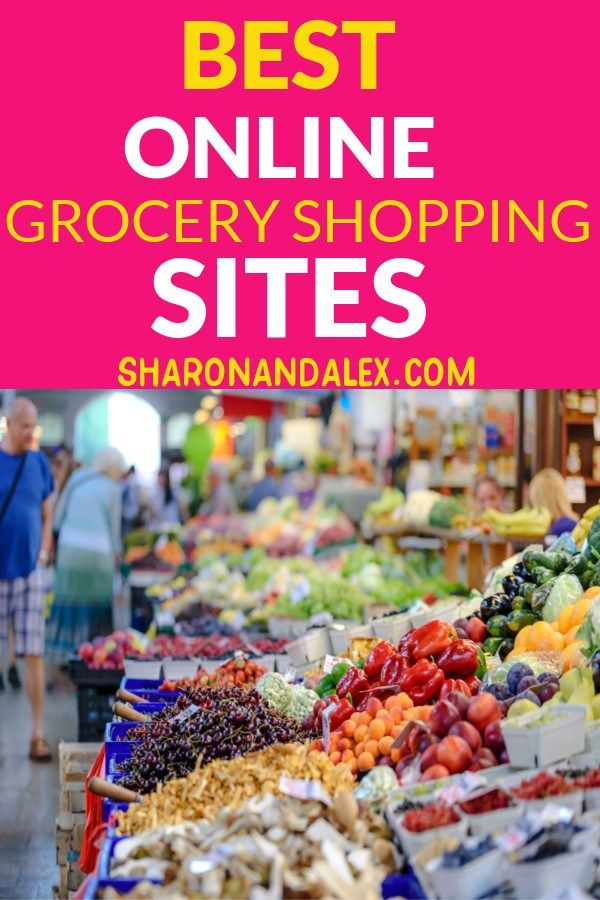 Best Sites for Online Grocery Shopping   Paying Off Debt