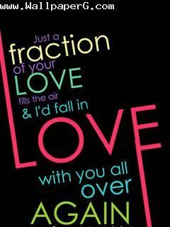 Love Quotes Wallpaper Mobile iPhone 6s Galaxy Image HD ...