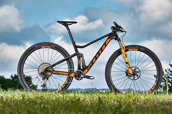 Scott Spark RC 900 SL (Modelljahr 2017) bei mountainbike-magazin.de