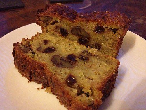 Courgette Cake Recipe Nigel Slater