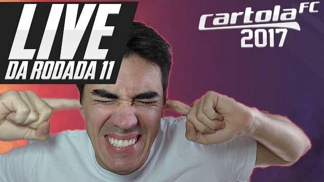 🔴 Camillo JOGA10 está ao vivo: LIVE DA RODADA 11 CARTOLA FC - TIME PRA PONTUAR