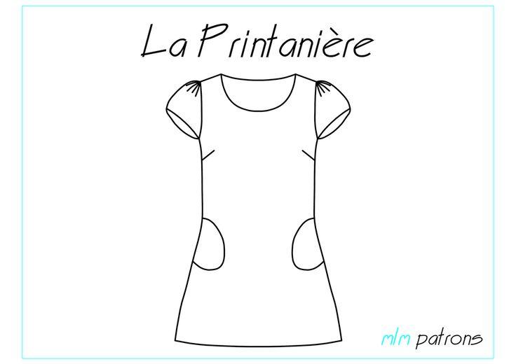 Patron La Printanière