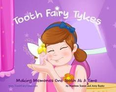 Have little ones with a loose tooth? Bring the tooth fairy to life with Tooth Fairy Tykes. Like an Elf on the Shelf only better!