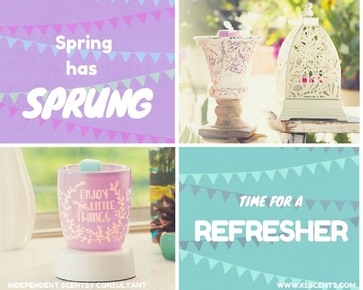 Spring has arrived, well almost here in Virginia, but close enough for me ;) Time to refresh, spring clean and get outdoors. I love to put in a clean or citrus scent to really bring a calming air to my sanctuary. Out with the old and in with the NEW. What about you? What scents do you love to put in at the beginning of Spring? www.klscents.com #spring #refresh #recharge #birdcage #lanturn