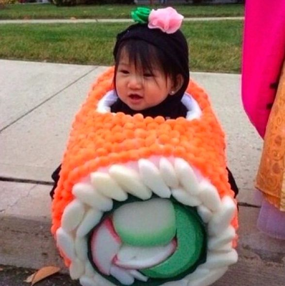 8 best images about Sushi and Lobster Costumes on ...