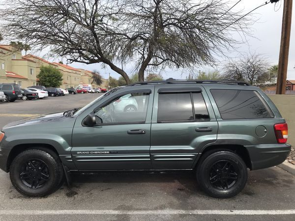 2004 Jeep Grand Cherokee Special Edition For Sale In Tucson Az