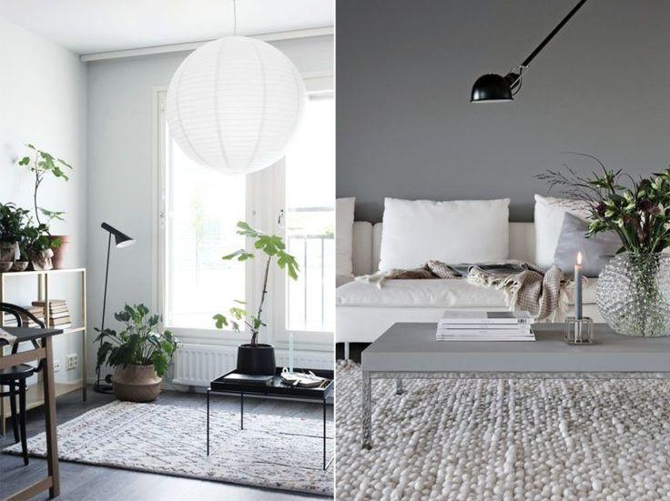 Guide: Comment placer le tapis en fonction de la taille du salon