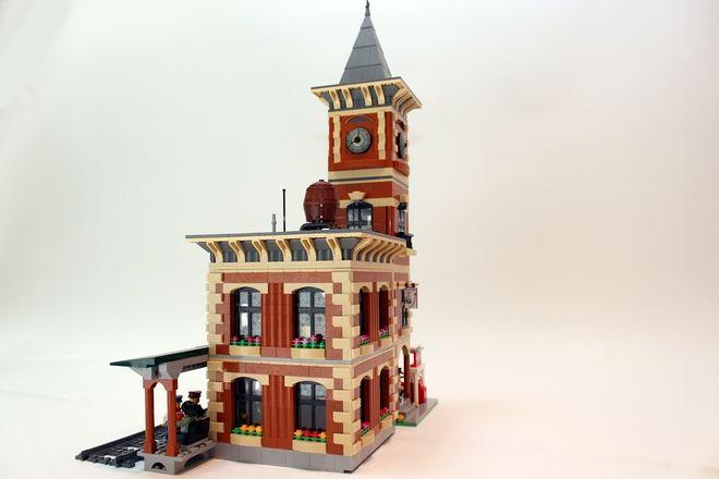 LEGO Ideas - Modular - Train Station