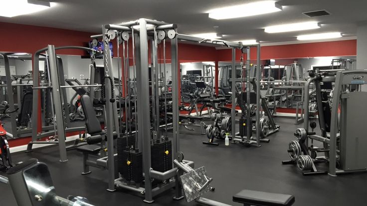 New Fitness Center In Montgomery In Gymstarters Commercial Gym Design Commercial Gym Equipment Fitness Center Design
