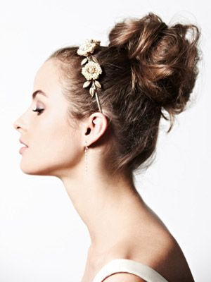The Messy Updo