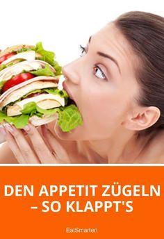 Den Appetit zügeln – so klappt's   eatsmarter.de