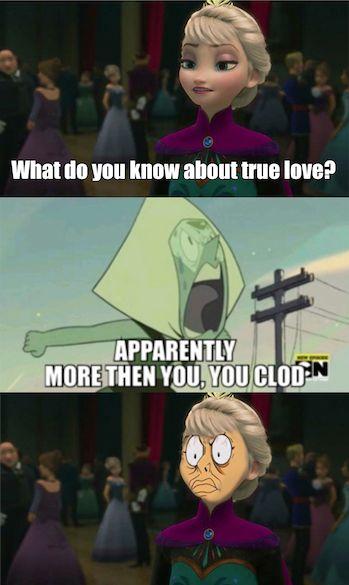 You Clod!