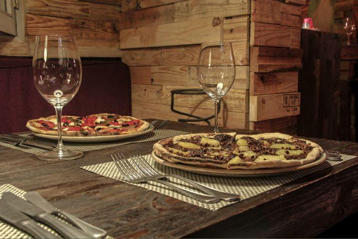 #ElSagrario #Pizzería ¡Opciones perfectas para tu fin de semana!