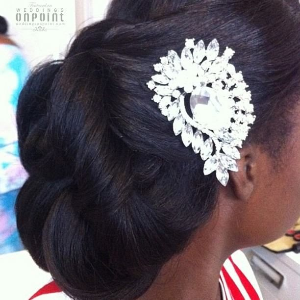 210 Best Wedding Hair Styles For Women Of Color Images On Pinterest