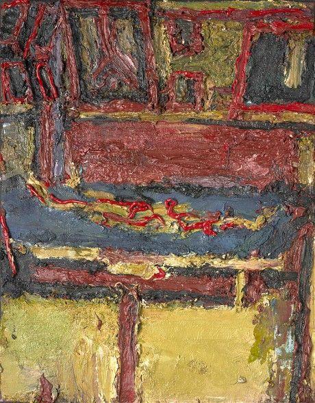 Frank Auerbach, Early Work 1954-1978, Offer Waterman & Co, London SW10 0JL, November 2-December 1. Next Door, Marlborough Fine Art, until November 10