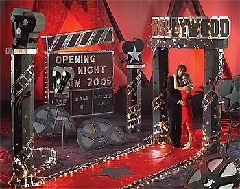 Hollywood Party Oscar