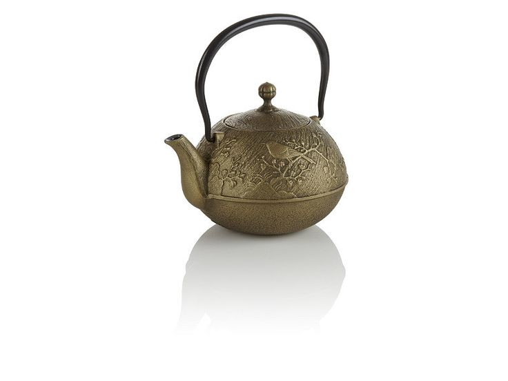 I want though i wish it were bigger maromi bird cast iron teapot at teavana teavana things - Teavana teapots ...