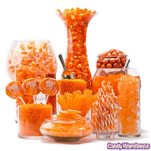 Orange-Candy-Buffet-07: