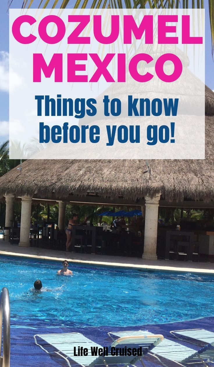 21 Most Recommended Things To Do In Cozumel With Images