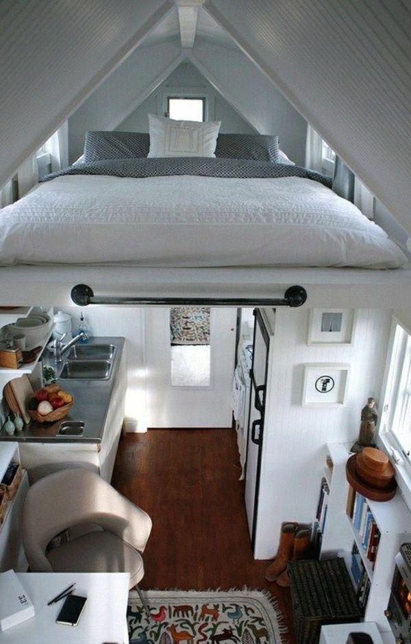 7 besten Möbel Bilder auf Pinterest Schlafzimmer ideen, Hochbett - hochbetten erwachsene kleine wohnung