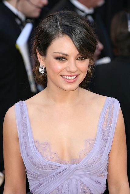 #Mila Kunis  Just gorgeous