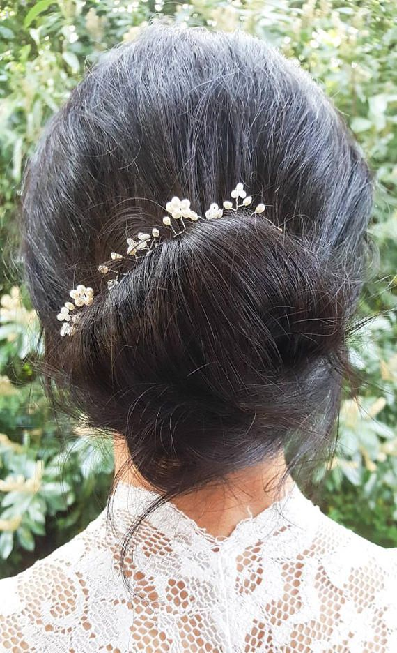 Check out this item in my Etsy shop https://www.etsy.com/uk/listing/531672523/bridal-hair-vine-bridal-hair-jewelry
