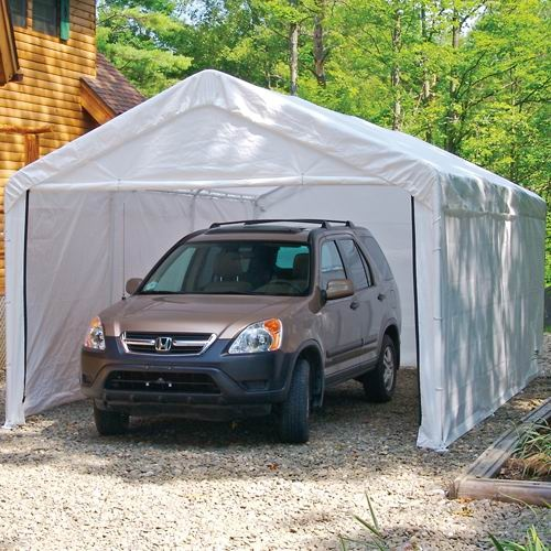 ShelterLogic 10' x 20' Max AP 10' Wide Canopy Enclosure
