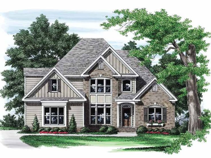 174 best house plans images on pinterest | dream house plans