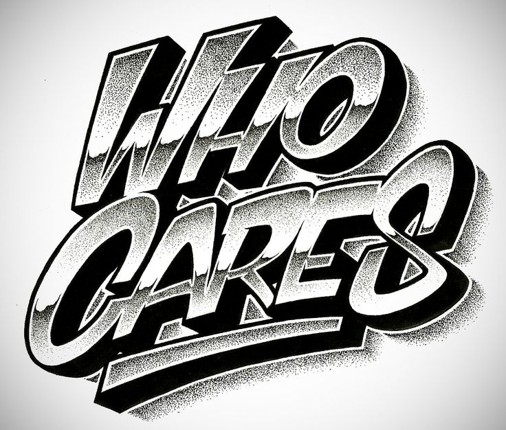 Who cares by Jon Finlayson