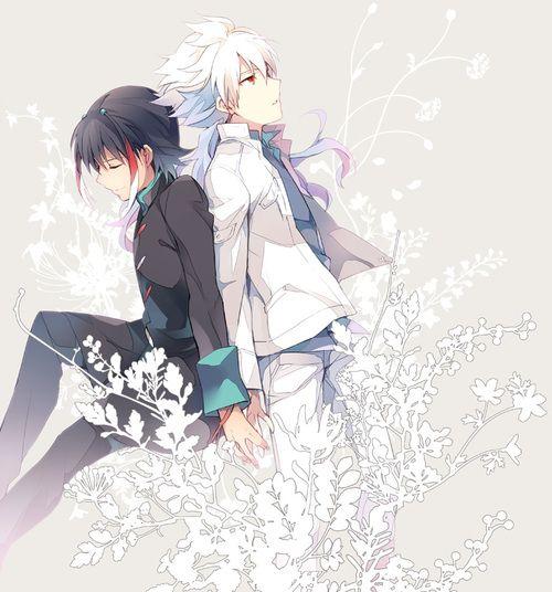 Inazuma Eleven Hakuryuu Cosplay, so romantic couples