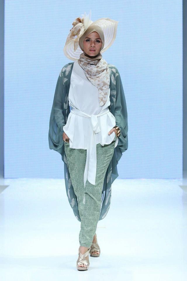 """Kami Idea """"Unity in Diversity"""", Indonesia Islamic Fashion Fair 2013"""