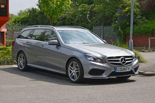 Mercedes E220  | County Car and Van Rental