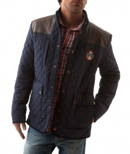 Lexington Quilted Jacket Deep Marine Blue  2995:-  http://www.butikgenuin.se/varumarken/lexington/herr-lexington-klder/lexington-quilted-jacket-deep-marine-blue