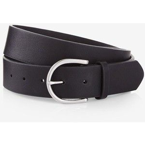 Express Oval Buckle Jean Belt