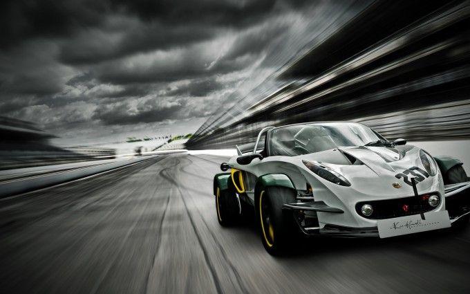 Lotus Elise R Race Car Hd Wallpaper