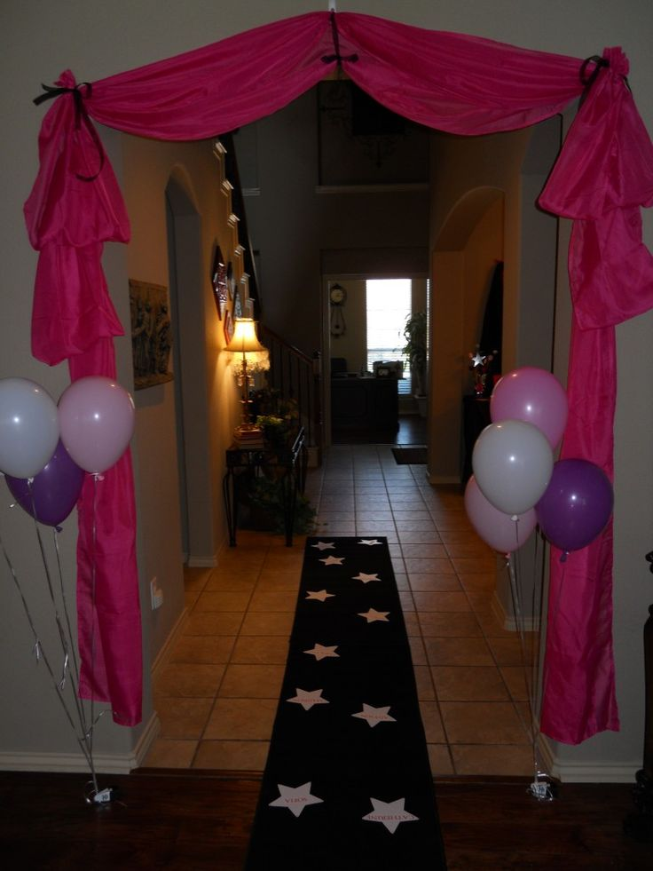 Rock Star Birthday Party Decorations