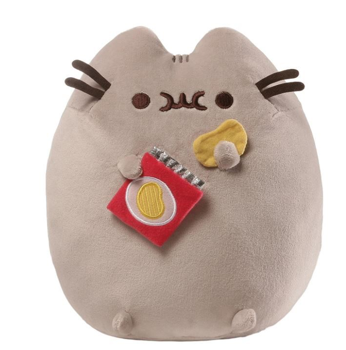 GUND Pusheen Potato Crisps Soft Toy (affiliate link)