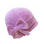 $39.95 Cute Pink Angora Beanie for super warmth, free shipping within Australia at sterlingandhyde.com.au