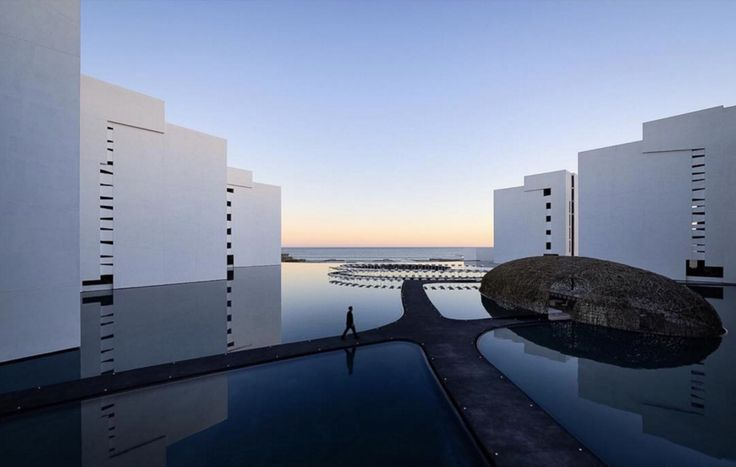 Minimalists Will Adore This Beautiful New Hotel in Mexico