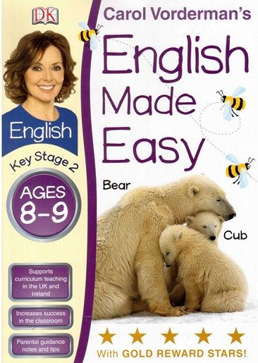 Carol Vorderman's Maths Made Easy : Ages 8-9 / Maths Key Stage 2 Beginner