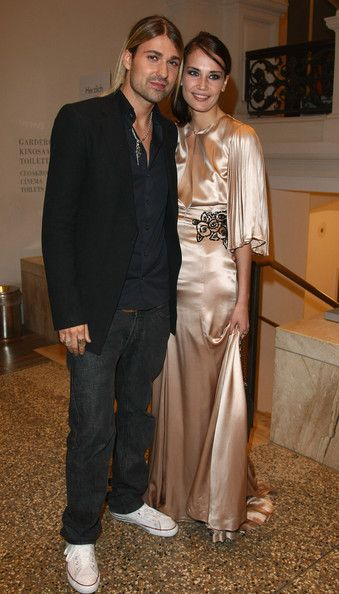 David Garrett Photos Photos - Violinist David Garrett and friend Tatiana Gellert attend the Dreamball2008 charity gala in the Martin-Gropius building on September 18, 2008 in Berlin, Germany. - Dreamball2008