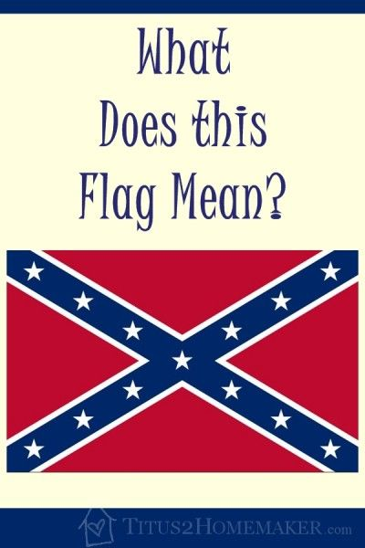 what does the confederate flag represent today
