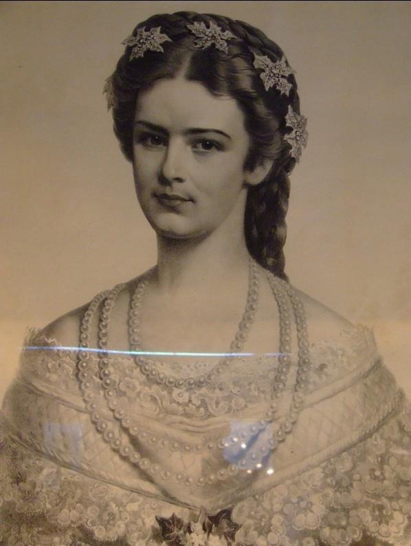 "Empress Elisabeth Amalie Eugenie ""Sissi"" (1837-assassinated 1898 ..."
