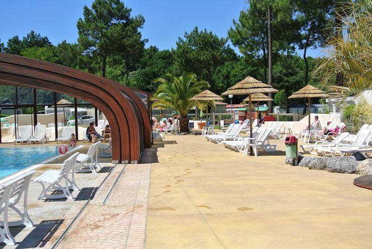 La Pignade, notre camping 4* de Ronce les Bains en Charente Maritime : http://po.st/LaPignadeSiblu