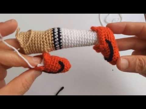 1- AMIGURUMI Fußballspieler Ronaldo Toy Making (DIY) – YouTube